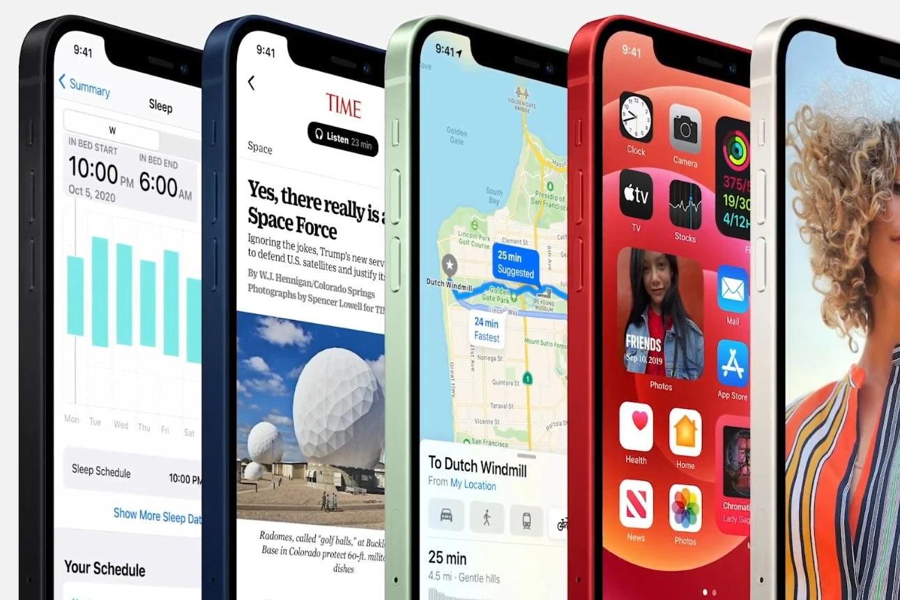iPhone 12 Intro